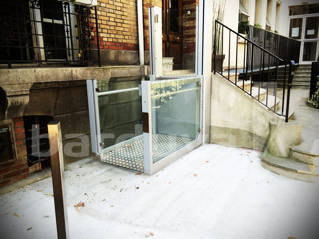 Open Platform Lifts Outdoor Electric Wheelchair Lifting For Home Price Barduva Group