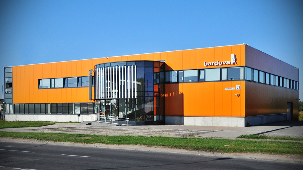 Barduva office